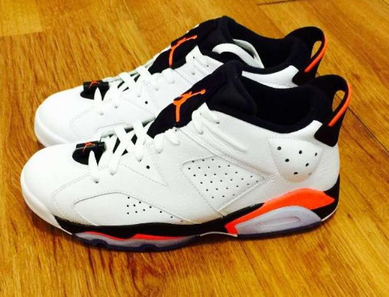 Nike AirJordan 6 Low