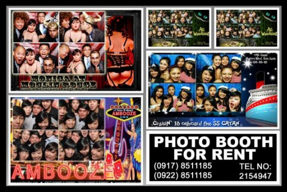 Photo Booth Rental Hire Manila Philippines photo
