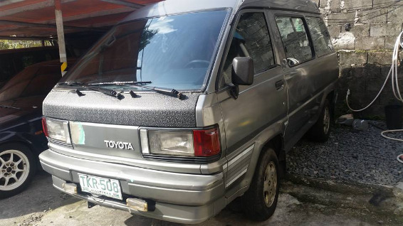 Toyota lite ace 93 model photo