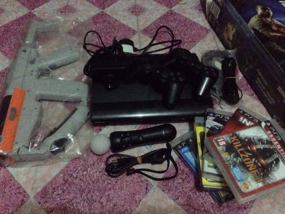 Sony ps3 500gb photo