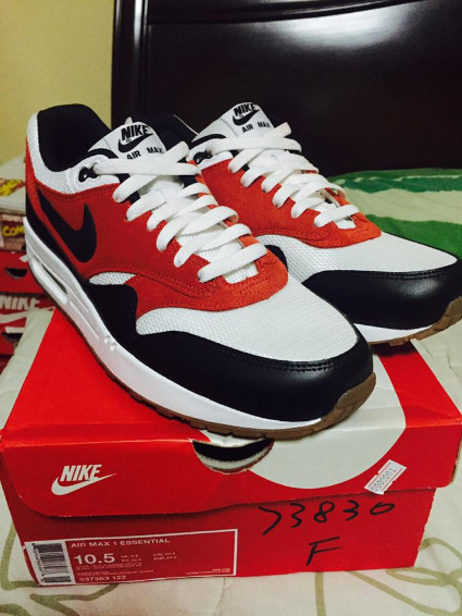 Airmax 1 Gamma Red photo