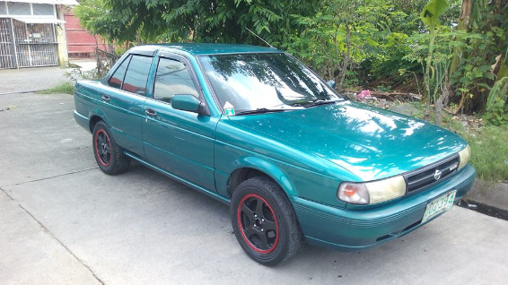1997 NISSAN SENTRA lec/PS photo