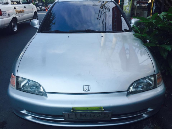 Honda esi Manual transmision 1994 All power photo