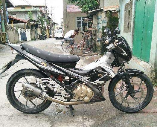 Suzuki raider150 new breed 2010 registered photo
