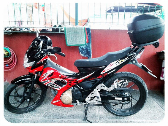 Suzuki Raider 150 NB 2012 photo
