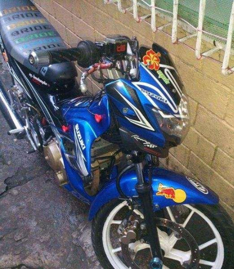 Suzuki Raider R150 photo