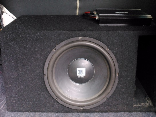 car sound set up photo