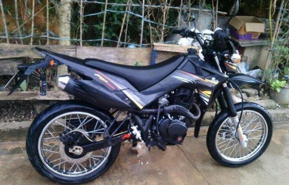 Motorstar 150cc enduro neg photo