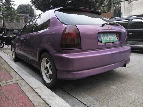 Honda civic ek hatch photo
