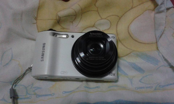 Samsung WB150F photo