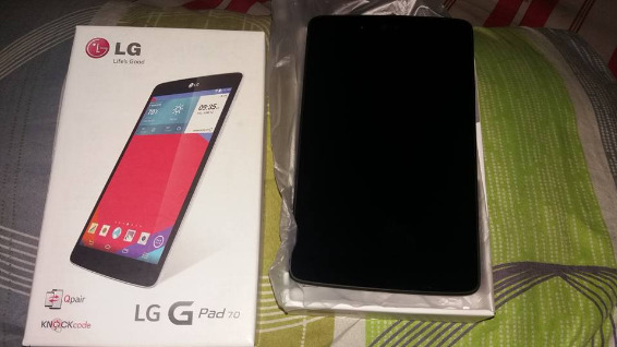 LG G PAD photo