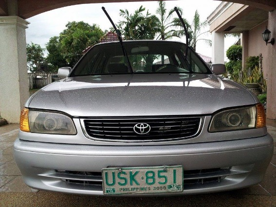 Toyota corolla lovelife gli 1.6 manual transmission photo
