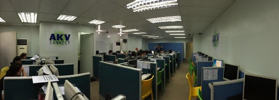 AKV Connect Call Center Seat Lease photo