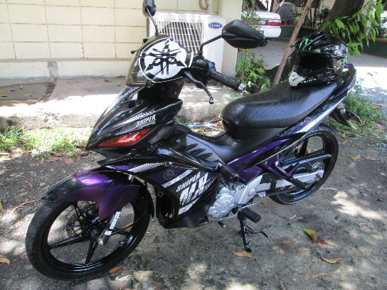 yamaha motorcycle photo