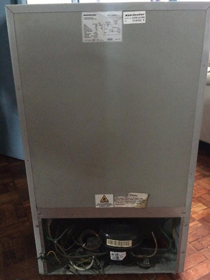 Kelvinator Ref 4.3 cu ft photo