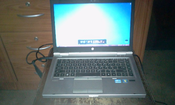 HP Lap Top photo