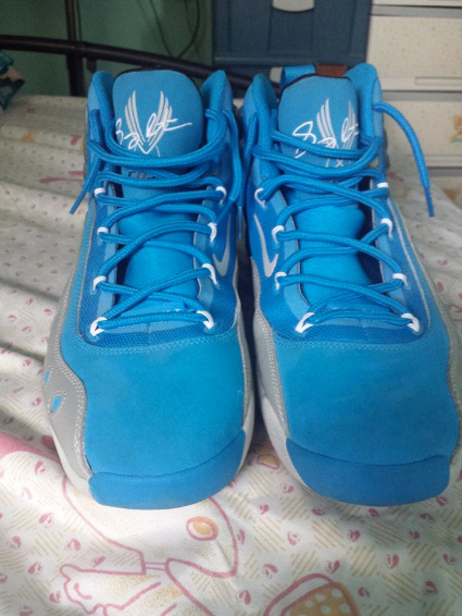 Nike Air Flight Electric Blue GP 2.0 size 10.5 photo