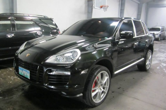 2008 porsche cayenne turbo a t 3320m used philippines. Black Bedroom Furniture Sets. Home Design Ideas