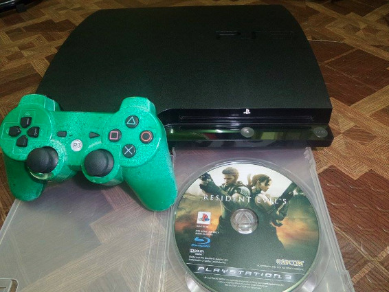 PS3 Slim 2504B Legit photo