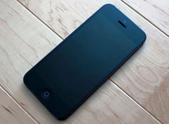 Iphone 5 16gb black 1 month used openline photo