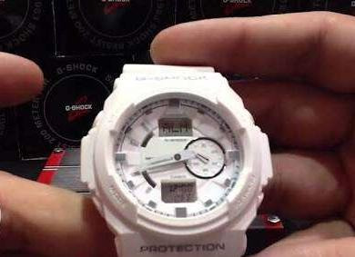 Authentic Gshock GA150 photo