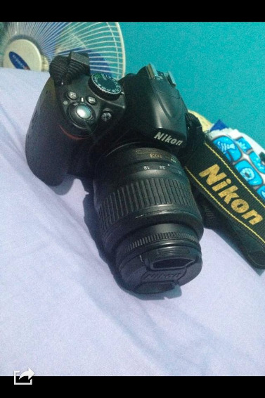 NIKON D3000 with UV FILTER image 3