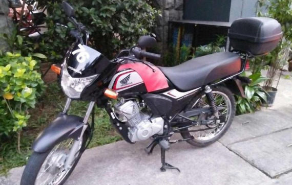 Honda CB 125 2014 photo