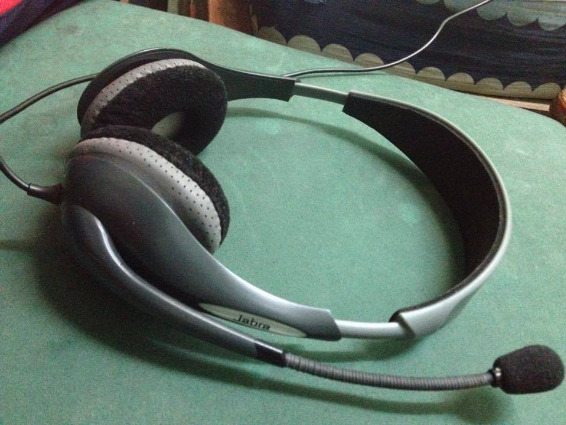 Jabra Corded Headset photo