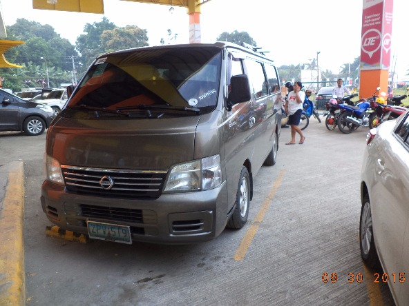 Nissan Urvan Estate photo