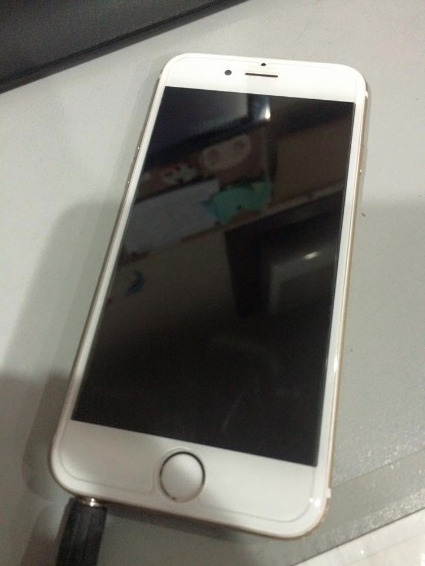 locked iphone 6 iphone 6 gold globe locked used philippines 12592