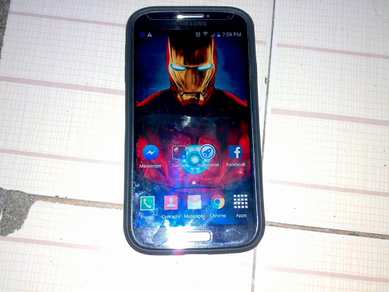 Samsung s4 gt i9505 photo