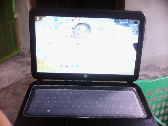 HP Notebook 14-D008A1 Laptop for sale photo