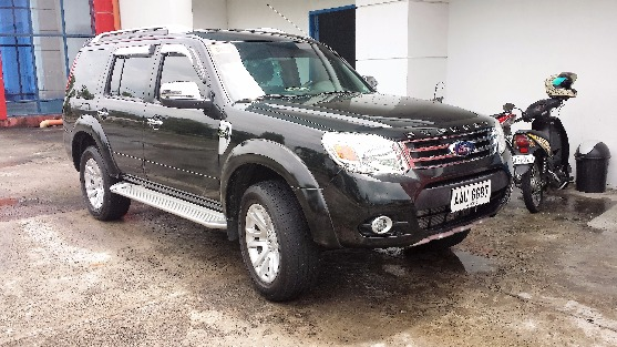 Ford Everest Limited Edition photo