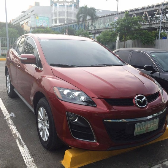 Mazda CX-7 2011 AT - 858T photo