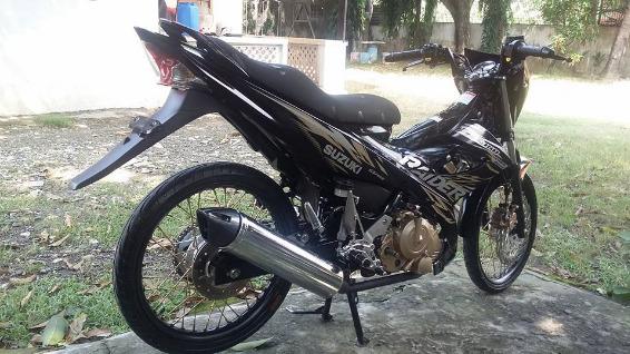 2014 Suzuki Raider 150 Reborn