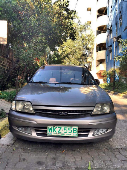 Ford lynx ghia top of the line 2000 photo