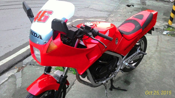 Honda vtf-250 japan 250cc photo