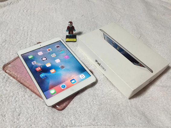 Apple ipad mini 16gb wifi only photo