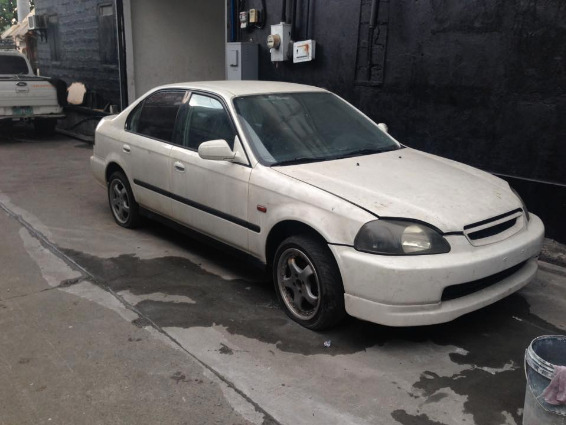 96 Honda Civic LXi photo