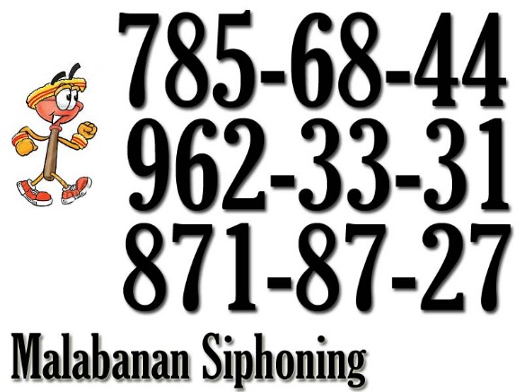 MALABANAN DECLOGGING  SERVICES 871-8727 photo