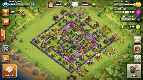 Clash of Clans photo