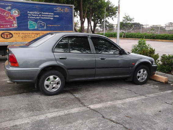 Honda City exi 97 photo