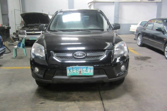 Kia Sportage 2009 A/T LX CRDi - 388T photo