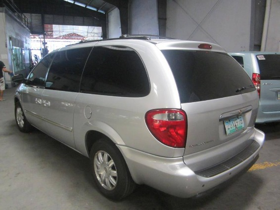 Chrysler Town and Country 2007 A/T - 448T photo