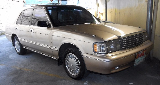 Toyota Crown 1992 Super Saloon photo