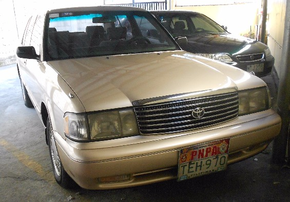 Toyota Crown 1992 Super Saloon image 5