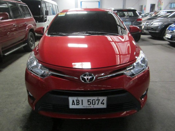 Toyota Vios 2015 E A/T - 678T photo