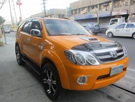 Toyota fortuner 2007 V 4x4 AT - 788T photo