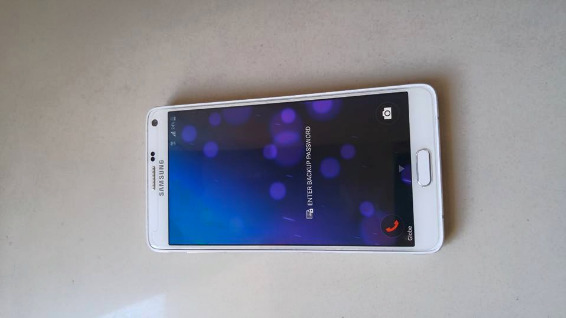 Samsung Galaxy Note 4 32gb 4G Lte Sm-N910S (Not Local) photo