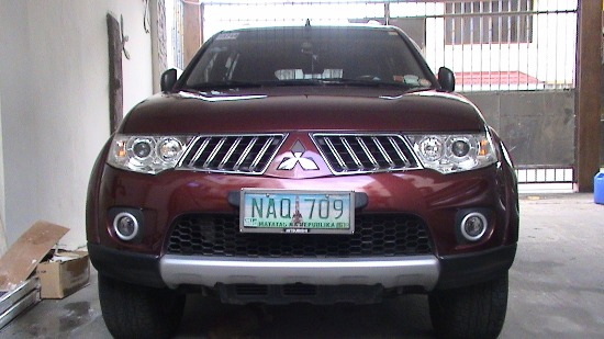 MITSUBISHI MONTERO 2009 AT 64KM FOR SALE photo